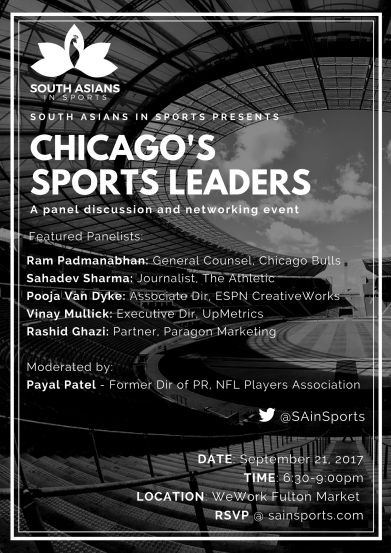 chicago event v10